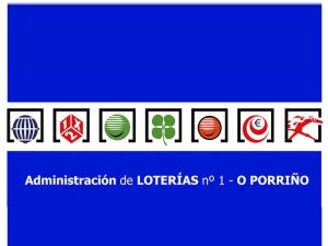 Administración Loterías Paz nº 1